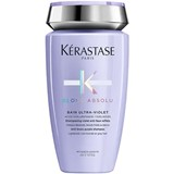 Blond absolu bain ultra-violet shampoo neutralizador 250ml