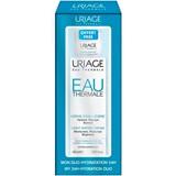 eau thermale creme hidratante ligeiro 40ml + máscara de água noite 15ml