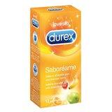 durex tuttifruti preservativos 12unidades
