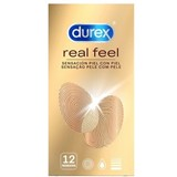 real feel condoms 12units