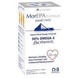 morepa platinum smart fats 30 cápsulas