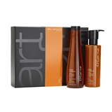 travel kit: urban moisture shampoo 75ml + essence absolue óleo de camélia 30ml