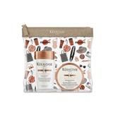 kit nutritive bain satin 1 shampoo dry and sensitized hair 80ml + hair mask 75ml