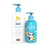 nutraisdin gel-shampoo higiene suave para bebé 500ml + 250ml