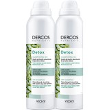 detox dry shampoo for hair with oily tendency 2x150ml