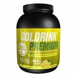 gold drink premium bebida isotónica limão 750g (validade 02/2020)