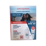 anaphase+ shampoo estimulante antiqueda 400ml + 200ml