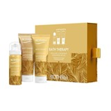 coffret bath therapy delighting blend mousse 50ml + esfoliante 75ml + creme 75ml
