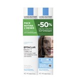 effaclar duo [+] tratamento anti-acne 2x40ml
