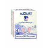 audibaby purified sea water solution for ear hygiene 10x2ml (expiring 03/2020)