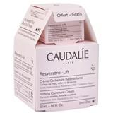 resveratrol lift creme caxemira redensificador 50ml+creme noite 15ml