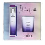 coffret le soir des possibles perfume 50ml + vela