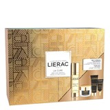 coffret premium la cure 30ml+cr.voluptoso 15ml+másc. 10ml+contorno de olhos 3ml