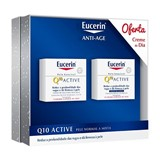 coffret q10 active cr noite 50ml + q10 cr dia pele seca 50ml