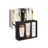 gift set nutritive bain satin 1 250ml+lait vital 200ml+nectar thermique 150ml