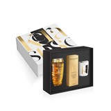 kit elixir ultime bain shampoo brilho 250ml + l'huile 100ml+vela
