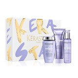 coffret blond absolu bain shampoo 250ml+máscara 200ml+cicaplasme 150ml