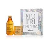 coffret serie expert nutrifier shampoo 300ml + máscara 250ml