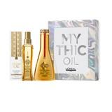 coffret mythic oil shampoo 250ml + huile originale 100ml