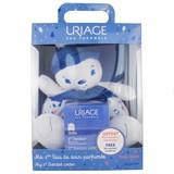 coffret bebé 1ère senteur água perfumada para bebé 50ml+ursinho uriage