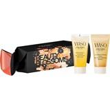 gift set waso clear mega-hydrating cream 30ml+quick gentle cleanser 30ml