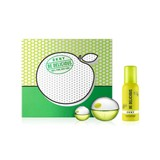 gift set be delicious eau de parfum 50ml+edp 7ml+ refreshing shower mousse 100ml