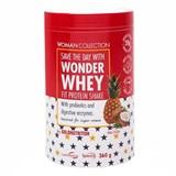 Gold Nutrition Wonder whey hyperproteic shake pinã colada 360g (expiring 06/2020)