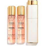 coco mademoiselle eau de parfum twist&spray 3x20ml