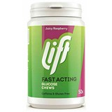 glucotabs/lift raspberry flavor 50tablets