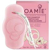 hibiskiss shampoo sólido em barra para cabelo danificado 80g