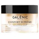 confort suprême creme rico nutritivo para pele seca a muito seca 50ml