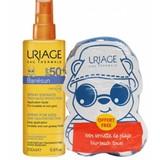 bariésun spray infantil spf50 200ml + toalha de praia
