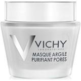 máscara de argila purificante para poros peles oleosas 75ml