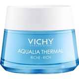 aqualia thermal hydrating rich cream dry to very dry skins 50ml
