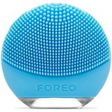 Foreo Luna go facial cleansing and anti-aging travel cleanser combination skin