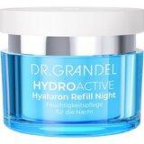 hydro active hyaluron refill night cream 50ml