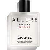 allure homme sport after-shave lotion 100ml