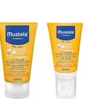 high protection sun lotion spf 50  100ml+high protection sun face lotion 40ml