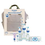 taupé maternity backpack