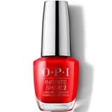 infinite shine 2 verniz de longa duração 15ml | unrepentantly red