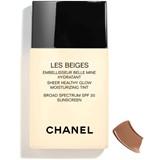 Chanel Les beiges hidratante embelezador spf30 cor deep 30ml