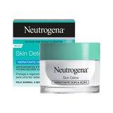 skin detox  hidratante de dupla ação 50ml
