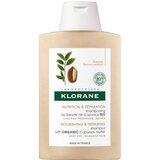 Klorane Shampoo manteiga de cupuaçu bio reparador e nutritivo 200ml