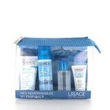 Uriage Kit água termal 50ml+água micelar 50ml+creme lavante 50ml+creme 15ml