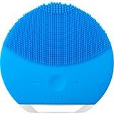 luna mini 2 dispositivo de limpeza facial compacta todo tipo pele aquamarine