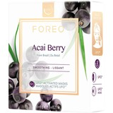 ufo activated masks farm to face collection acai berry 6x6g