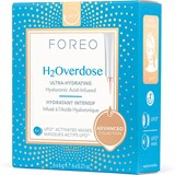 Foreo Ufo h2overdose ultra-moisturizing facial mask for dry skin 6x6g