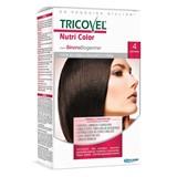 tricovel nutri permanent hair color 40+60+2x12ml | 4 - brown