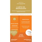 Institut Esthederm Solaire adaptasun protetor solar intenso em leite 200ml + bronz repair 50ml