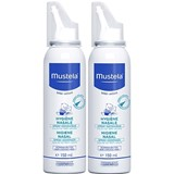spray de higiene nasal 2x150ml